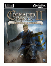 Crusader Kings II-DLC Collection Steam Key Code PC Global [livraison rapide]