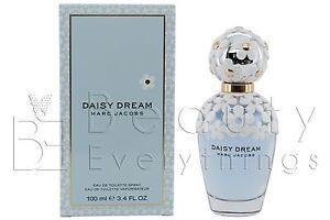 Marc Jacobs Daisy Dream 3.4oz / 100ml Eau De Toilette Spray NIB Sealed For Women