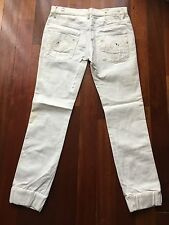 $275 Made In Italy Diesel Joyze Premium Denim Jeans 90% Off 28 X 27