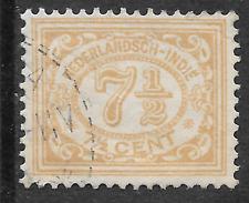 Dutch East Indies - 7.5c - see scan