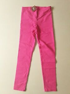 New TEA COLLECTION Skinny Solid Leggings Freesia Pink  Size 8 NWT