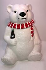 1994 Collectible Coke Coca Cola Panda Bear Cookie Jar
