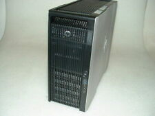 HP Z820 Workstation 2x Xeon E5-2660 2.2ghz 16-Cores  128gb  1Tb  HD 7470  Win10