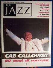 """Rivista """" Blu Jazz """" n. 24 - anno 4 - 1992"""