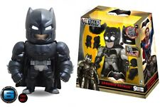 "Metales Die Cast-Superman-Armored Batman Batman V 6"" figura M11-Nuevo"