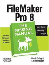 FileMaker Pro 8: The Missing Manual-ExLibrary