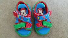 Mickey Mouse Sandals. Size Kids 4