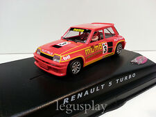 SCX Scalextric Slot Spirit 0500607 Renault 5 CUP M. Sigala