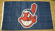 Cleveland Indians 3x5 Flag. US seller. Free shipping within the US!!!