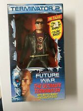 New listing Vintage The Ultimate Terminator 12�Talking Figure W/ Light-Up Eyes Kenner 1991