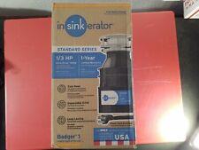 InSinkErator Badger 1 - 1/3 Hp Garbage Disposal