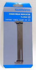 Shimano TL-CN42 Bicycle Chain Checker Indicator, CN42 Bike Chain Wear Gauge