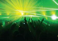 DJ CLUB LAZERS A3 POSTER PRINT YF931