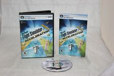 Microsoft Flight Simulator X: Acceleration (PC: Windows, 2007) Complete