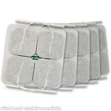 12 Stk. selbstklebende TENS-Elektroden 50x50mm | Schmerztherapie | Sonderangebot