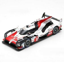 Spark 1:18 #8 Toyota TS050 1st 2018 Le Mans 24 Hours 18LM18 *NEW IN BOX*
