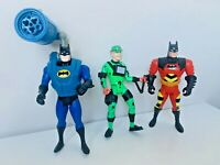 Batman Action Figure DC Comics Kenner The Riddler Toy Bundle Collectibles