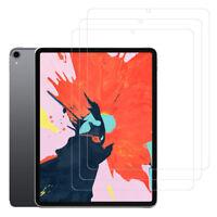iPad Pro 9.7 11 12.9 Screen Protector Multi-Touch Bubble-Free Anti-Scratch 2018