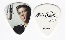 ELVIS PRESLEY SIGNATURE GUITAR PICK CLASSIC PHOTO GRAPHIC #4 OF 7
