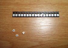 100 Stück LED SMD 3528 ROT 200mcd (1,4mm Höhe)