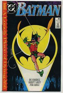 Batman 442 First New Robin High Grade