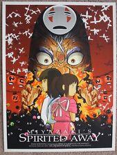 Spirited Away print by Joshua Budich numbered Spoke-art