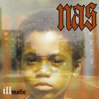 Nas - Illmatic  1997 (NEW CD)
