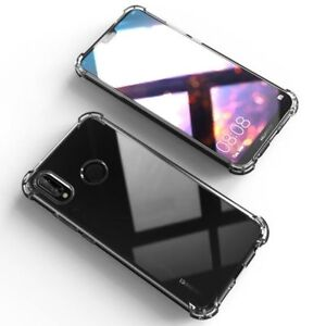 New Huawei Y7 P30 Pro Mate 20 Pro Lite Transparent Shockproof Case Cover
