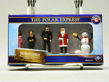 Lionel O Gauge Polar Express Snowman Children People Pack santa hero boy 1830010