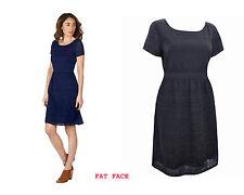 Fat Face Women's Cotton Round Neck Dresses