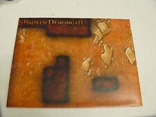Dungeon and Dragon PROMO Dragon's Hoard and Broken Demongate Mini Battle Maps