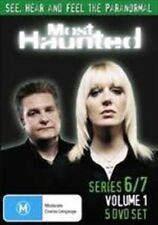 Most Haunted DVD Series 6-7 Volume 1 New Australia Region 4