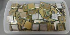 21 LB Lots of Pinless CPUs for Scrap Gold, Palladium, Platinum  Recovery