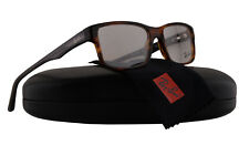 abf83a79043 Ray Ban RX5245 Eyeglasses 52-17-140 Tortoise Grey w Demo Lens