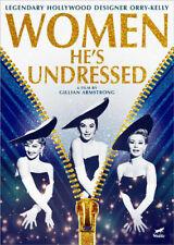 Women He's Undressed - DVD Region 1
