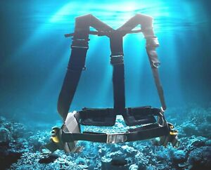 Scuba Diving Adjustable,Cub,Holiday,Weight harness By AKM Sports (2020 version)