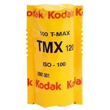 Pellicola Medio Formato Rullino BN Bianco e Nero Kodak TMax T-Max TMX 100 120