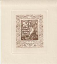 ex-libris prof joan de almeida lucas (1958) par lima