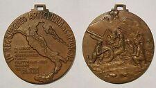 medaglia 11° reggimento artiglieria campagna