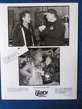"Original Press Promo Photo  -10""x8"" - How the Grinch Stole Christmas - 2000 - D"