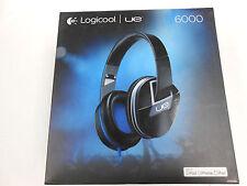 Logitech Ultimate Ear 6000 # 982-000063 Black