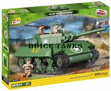 M10 Tank Destroyer 'Wolverine' - COBI 2475 - 440 brick set