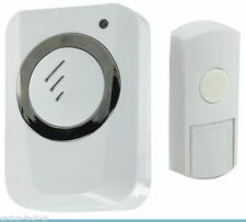 NEW WIRELESS DOORBELL WITH 24 MELODIES & REMOTE CONTROL WITH LONG 100M RANGE
