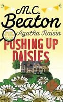 Agatha Raisin: Pushing up Daisies-ExLibrary