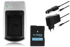Chargeur+Batterie EN-EL14 pour Nikon CoolPix P7100, P7000, P7700  -INFOCHIP-