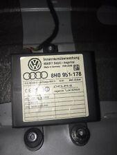 Audi A4 1.8T B6 Cabriolet Convertible Interior Alarm Movement Module 8H0951178