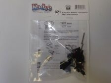 1 Scale #821 Coupler Body Mount w/Smaller Draft Gear Box - Kadee #821 <