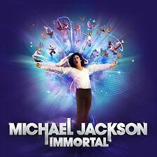 Immortal Michael Jackson Deluxe Edition Double Audio CD