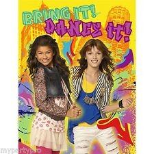 DISNEY'S SHAKE IT UP BIRTHDAY PARTY supplies (INVITATIONS) FREE SHIPPING