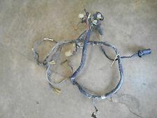 honda atc250es big red main wiring wire harness loom 85 1985 atc 250 250es